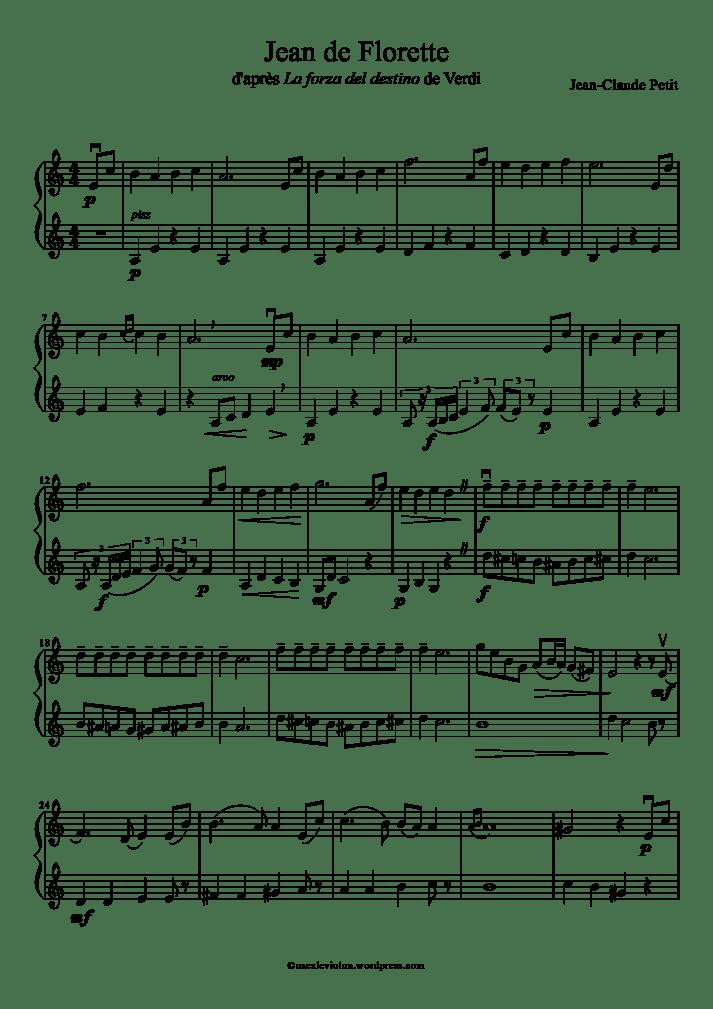 Jean de Florette - duo-1