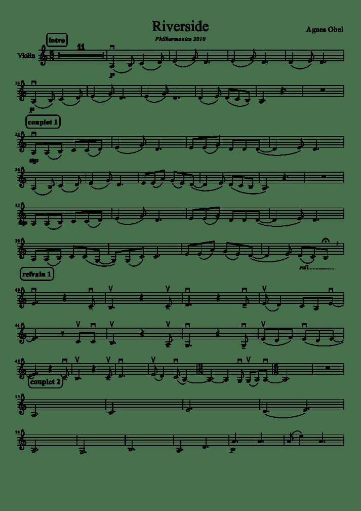 OBEL Riverside violon-1